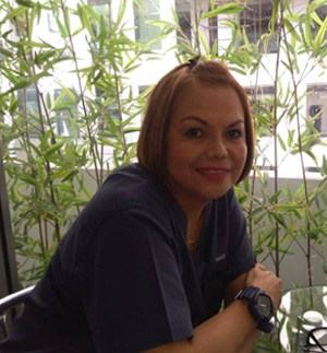 """Maria Angeles """"Maggie"""" Icasiano, RN"""